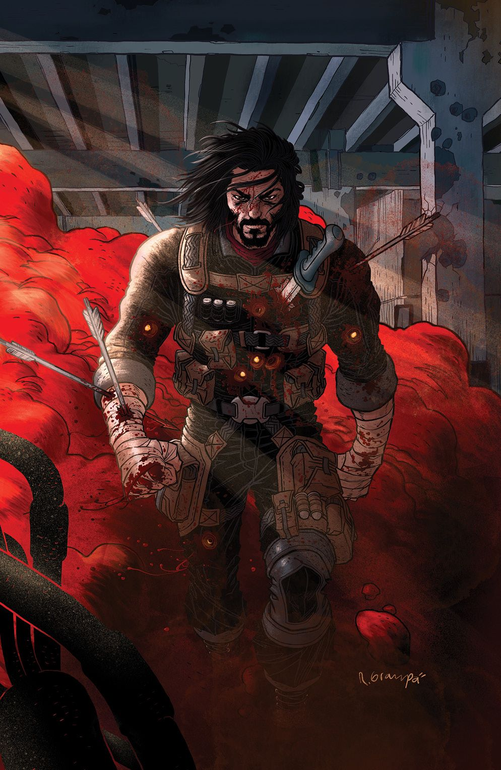 BRZRKR_001_Cover_I_Variant_001_LOW ComicList: BOOM! Studios New Releases for 03/03/2021