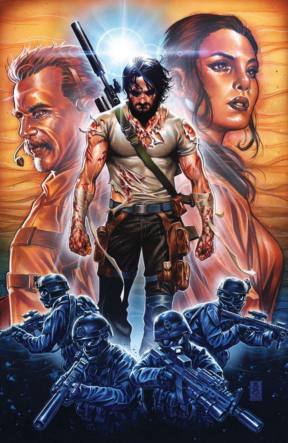BRZRKR_001_Cover_J_Variant_001 ComicList: BOOM! Studios New Releases for 03/03/2021