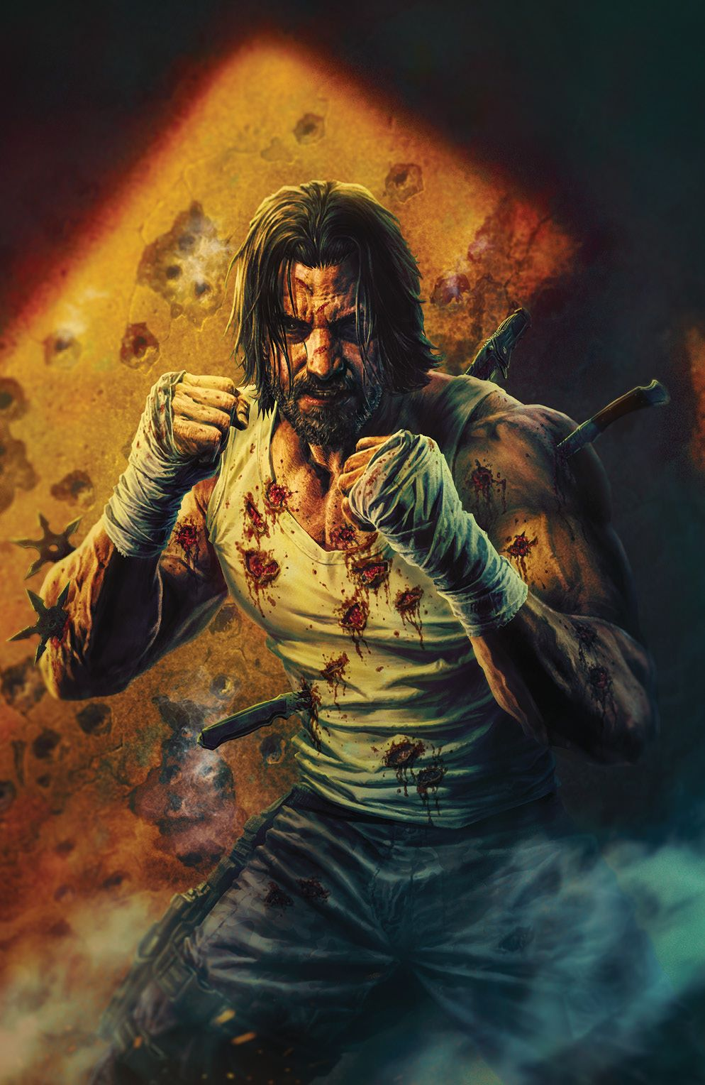BRZRKR_001_Cover_K_Variant_001_LOW ComicList: BOOM! Studios New Releases for 03/03/2021