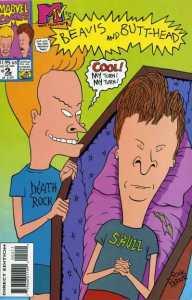 Beavis-and-Butthead-2-192x300 The Great Cornholio Lives: Beavis and Butt-Head Comics