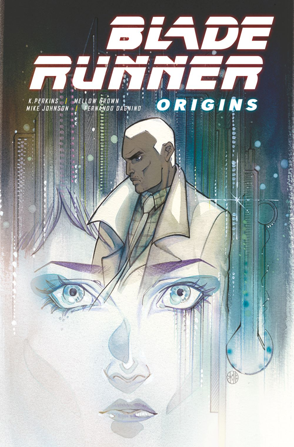 Blade-Runner-Origins_1_B_MOMOKO ComicList Previews: BLADE RUNNER ORIGINS #1
