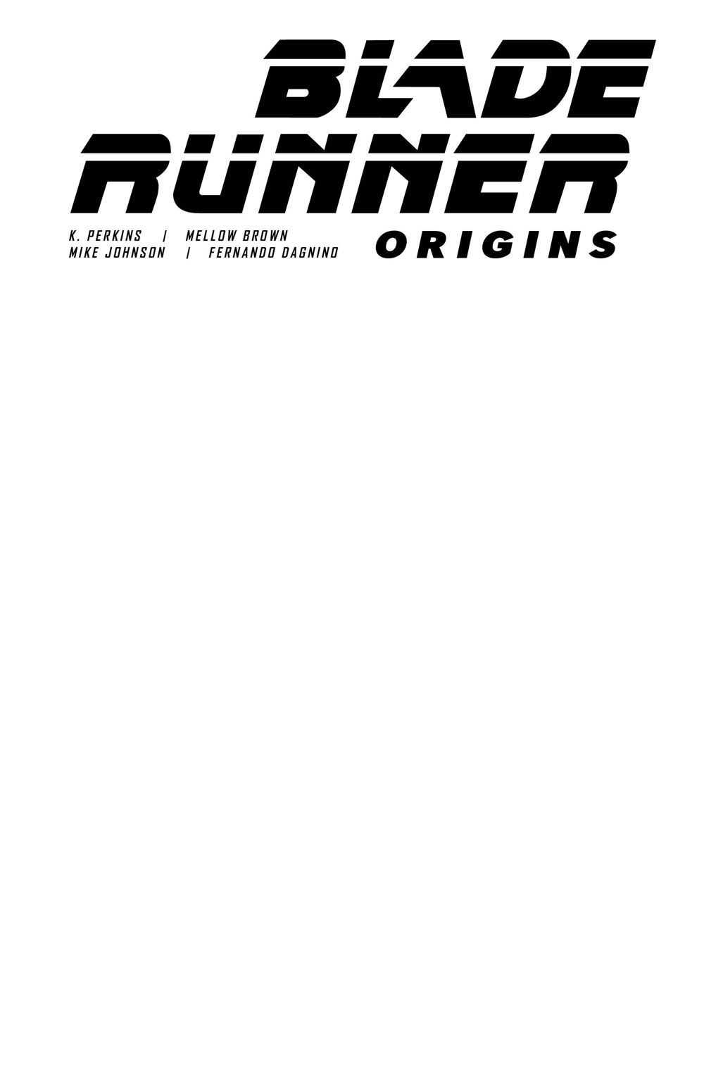 Blade-Runner-Origins_1_F_BLANK-SKETCH ComicList: Titan Comics New Releases for 03/10/2021