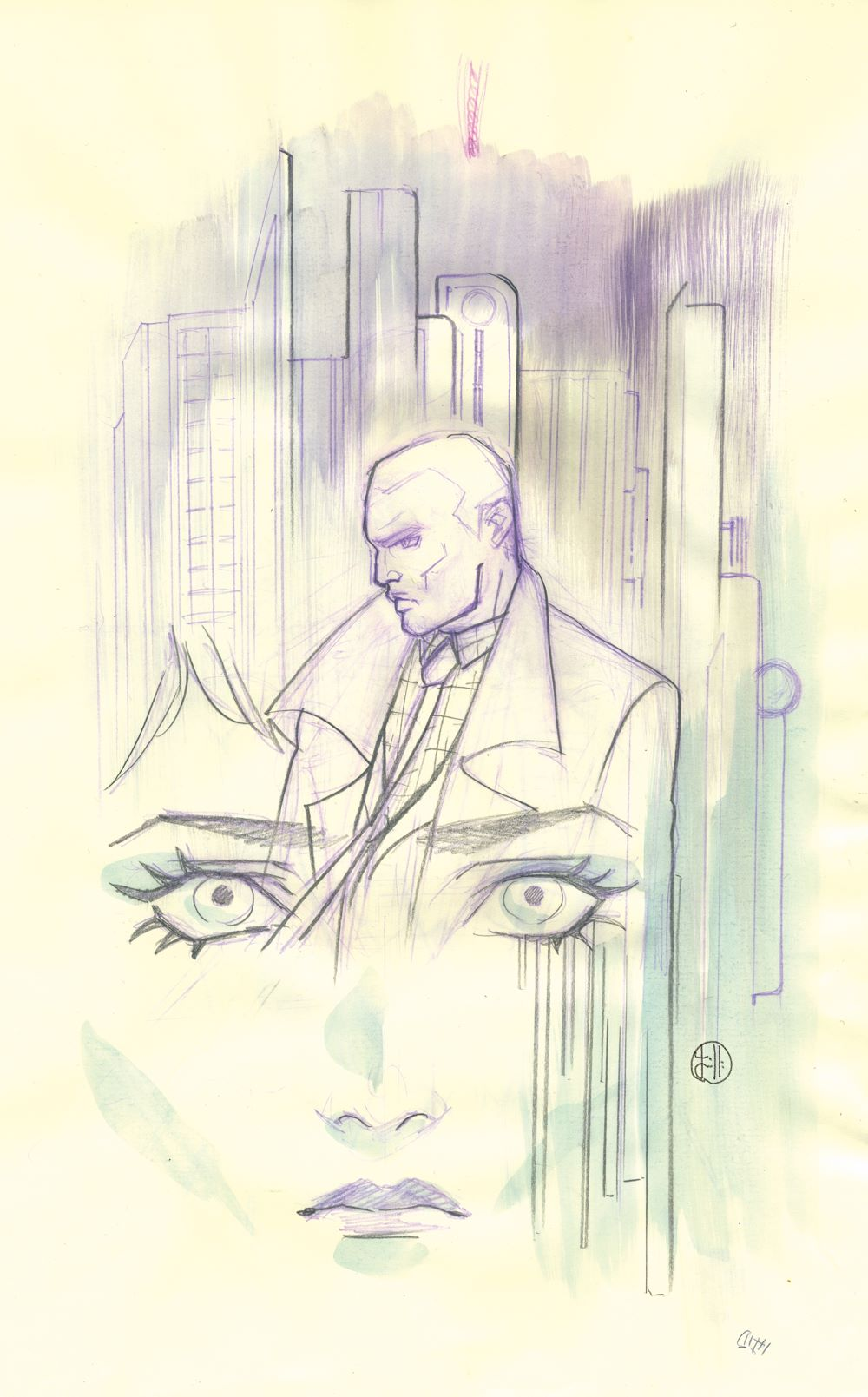 Blade-Runner-Origins_1_G_FOC-MOMOKO-VAR ComicList Previews: BLADE RUNNER ORIGINS #1