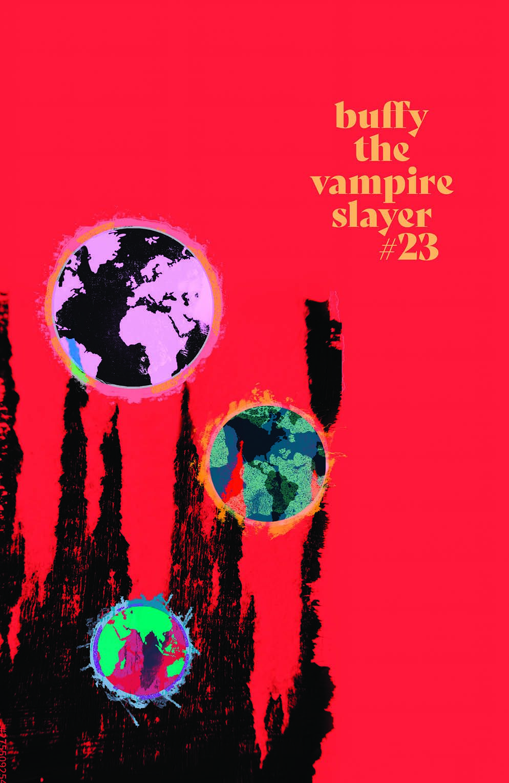 Buffy_023_Cover_C_RingofFire_LOW ComicList Previews: BUFFY THE VAMPIRE SLAYER #23