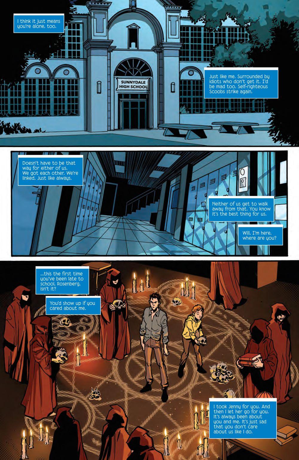 Buffy_023_PRESS_3 ComicList Previews: BUFFY THE VAMPIRE SLAYER #23