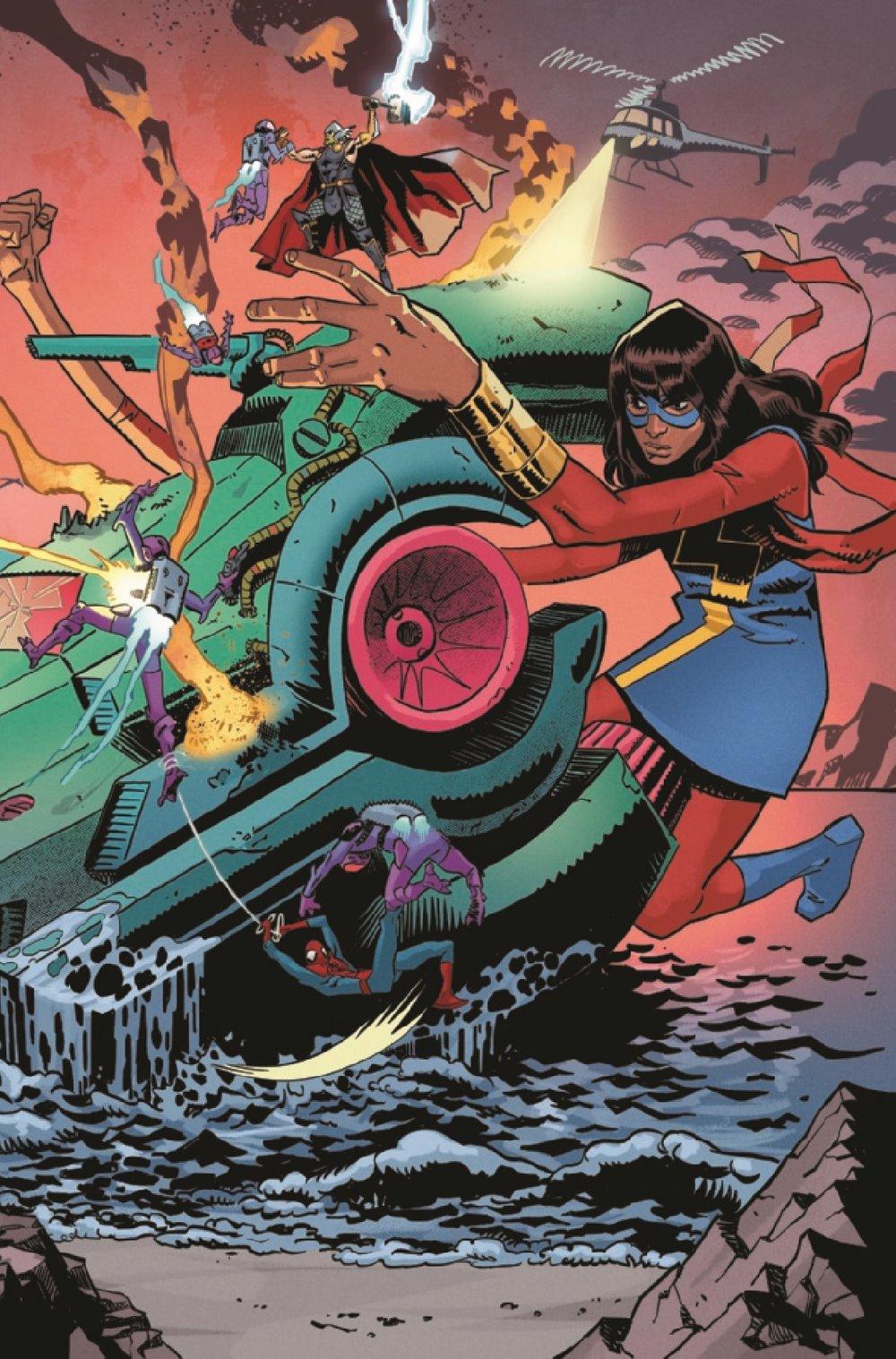 CAPMARVSNAP2020001_Preview-6 ComicList Previews: CAPTAIN MARVEL MARVELS SNAPSHOTS #1