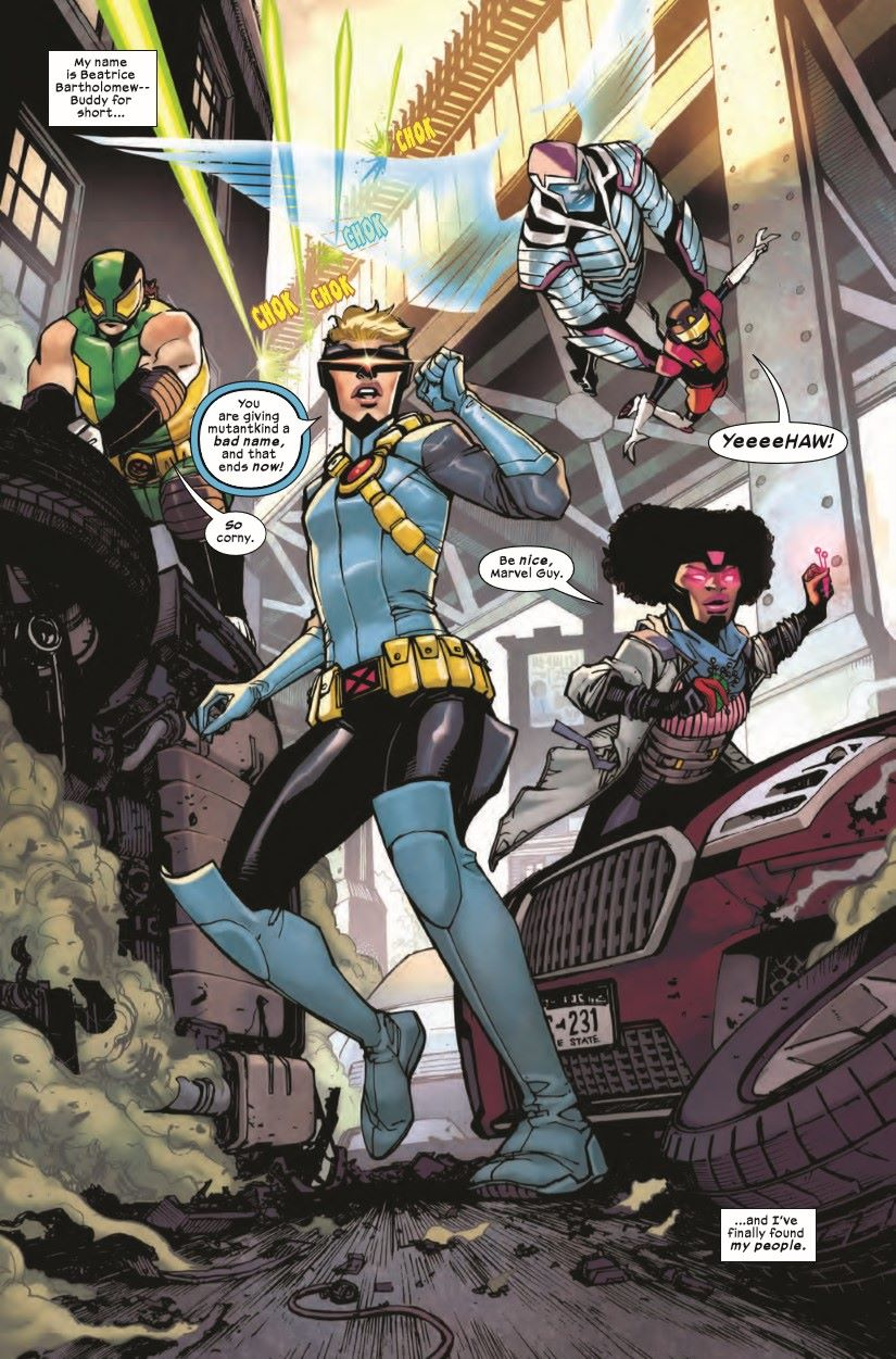 COTA2020001_Preview-2 First Look at Marvel Comics' CHILDREN OF THE ATOM #1