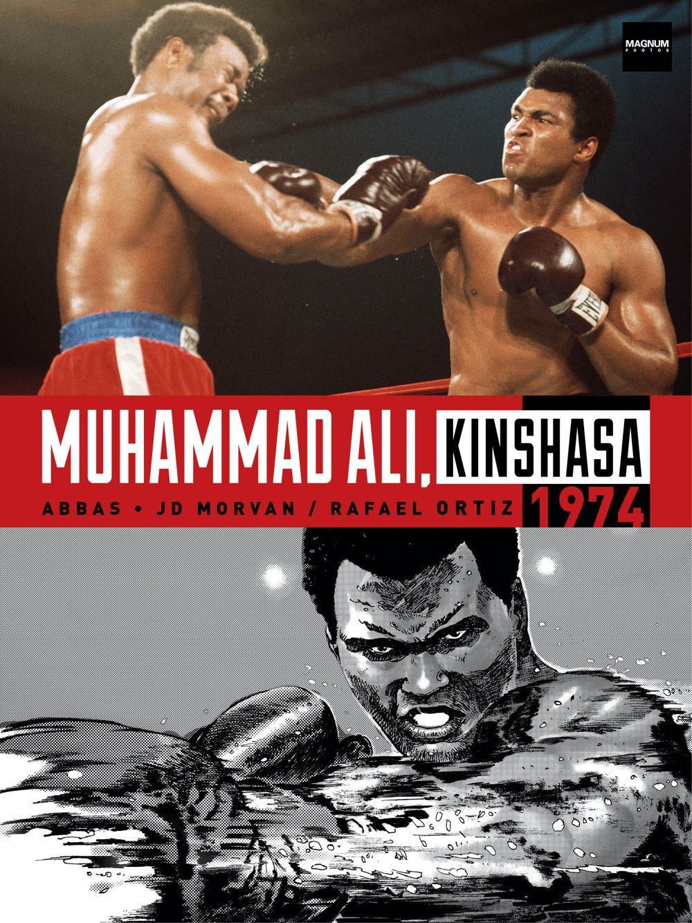 Cover-MUHAMMAD-ALI-KINSHASA-1974 ComicList: Titan Comics New Releases for 03/17/2021