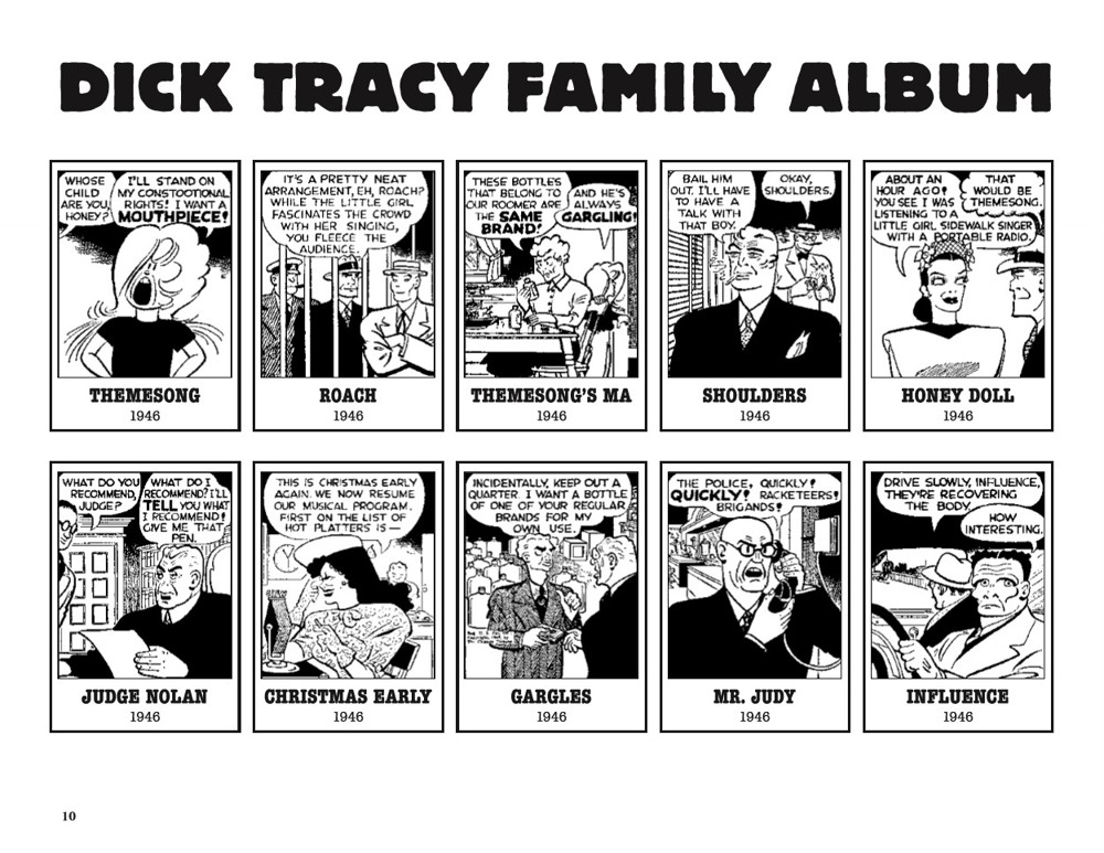 DickTracy29_pr-3 ComicList Previews: THE COMPLETE CHESTER GOULD'S DICK TRACY VOLUME 29 1976-1977 HC