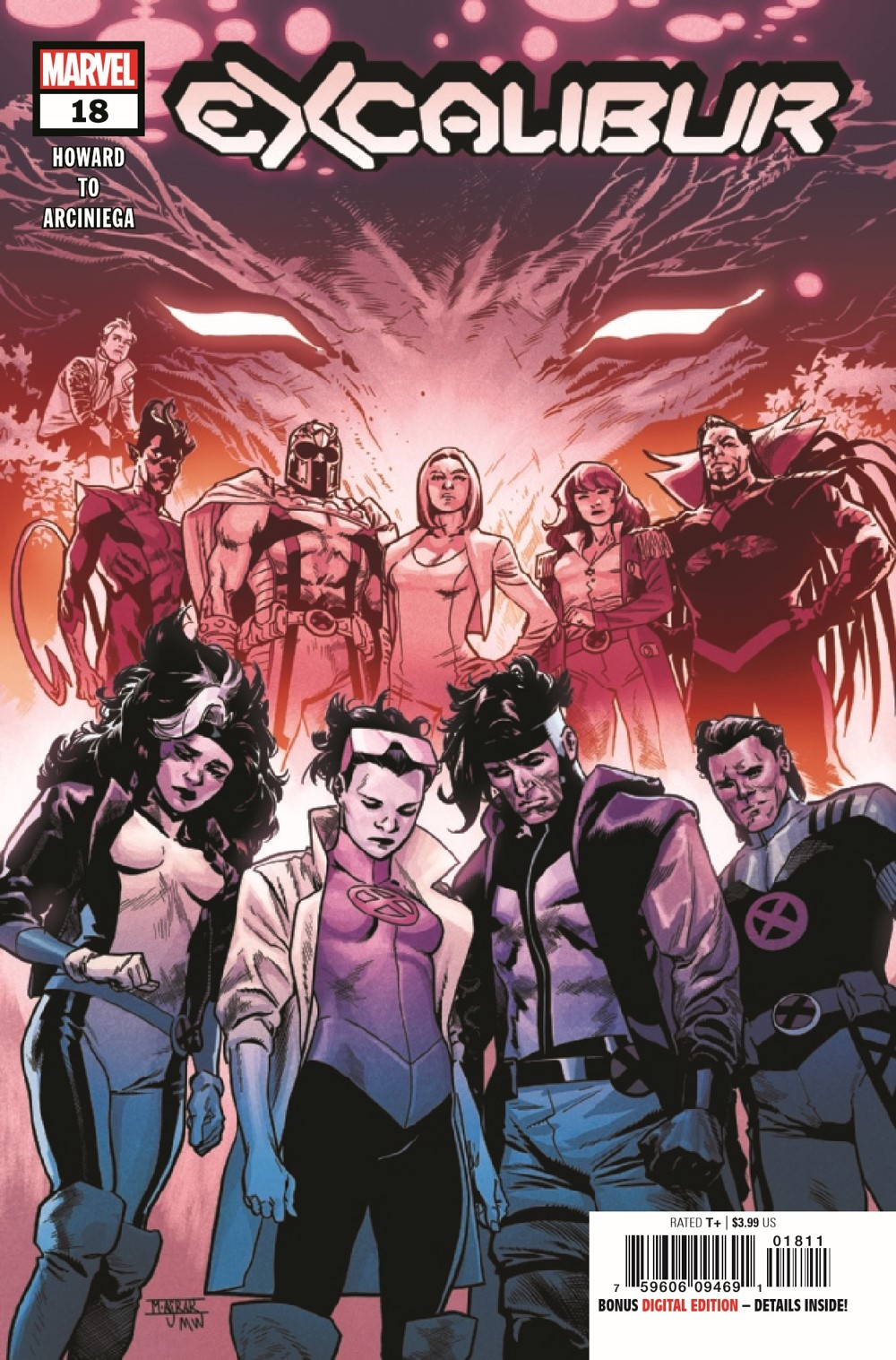 EXCAL2019018_Preview-1 ComicList Previews: EXCALIBUR #18