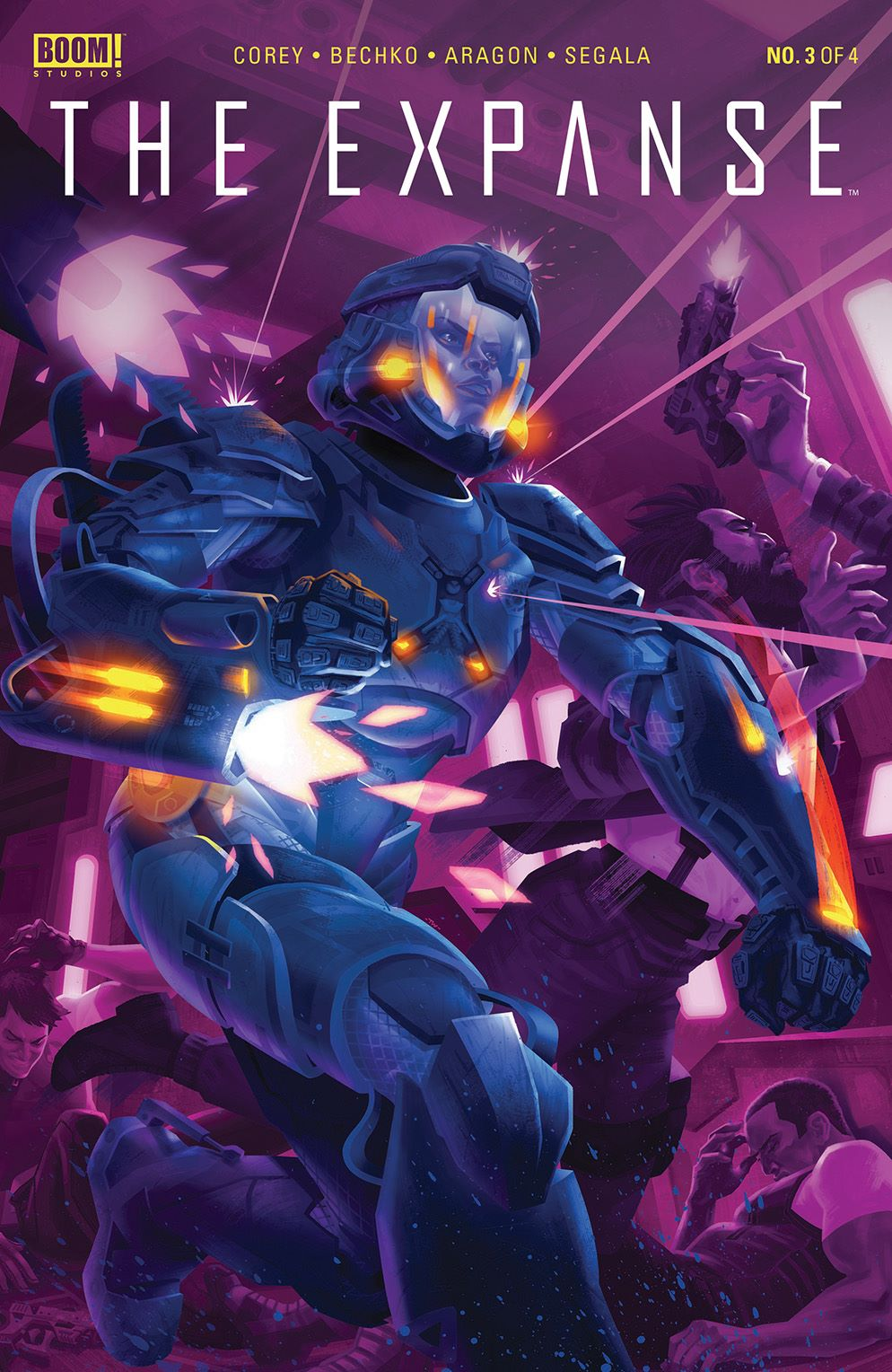Expanse_003_Cover_B_Variant ComicList Previews: THE EXPANSE #3 (OF 4)