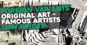 Foreign-Variants-Famour-ARtists-Low-Prices-300x157 Foreign Variants Original Art - Famous Artists Low Prices