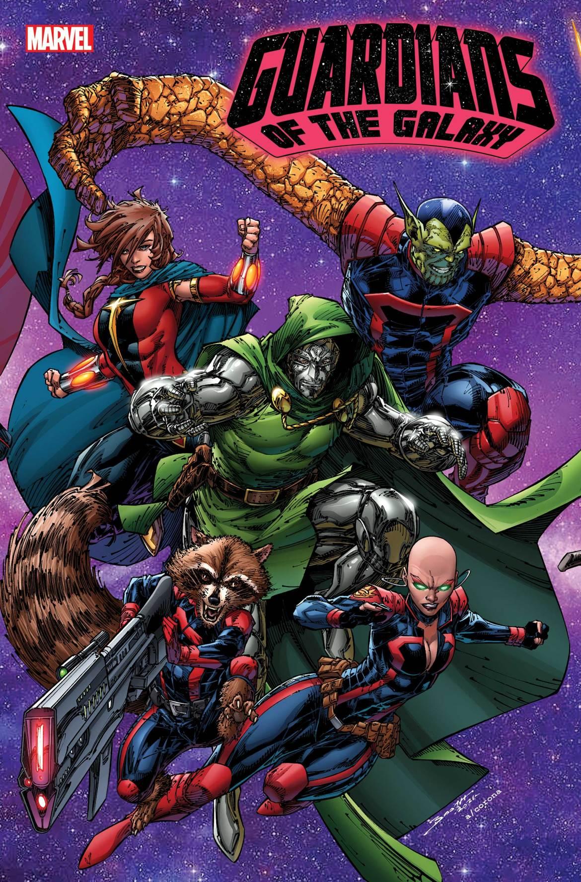 GARGAL2020014_cov Marvel Comics May 2021 Solicitations