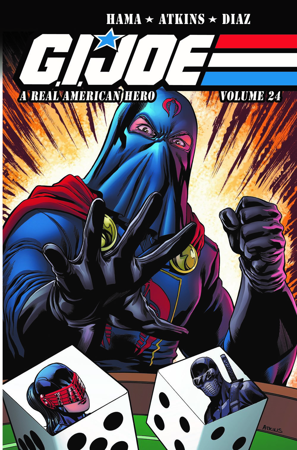 GIJoeRAH24_FC ComicList: IDW Publishing New Releases for 03/10/2021