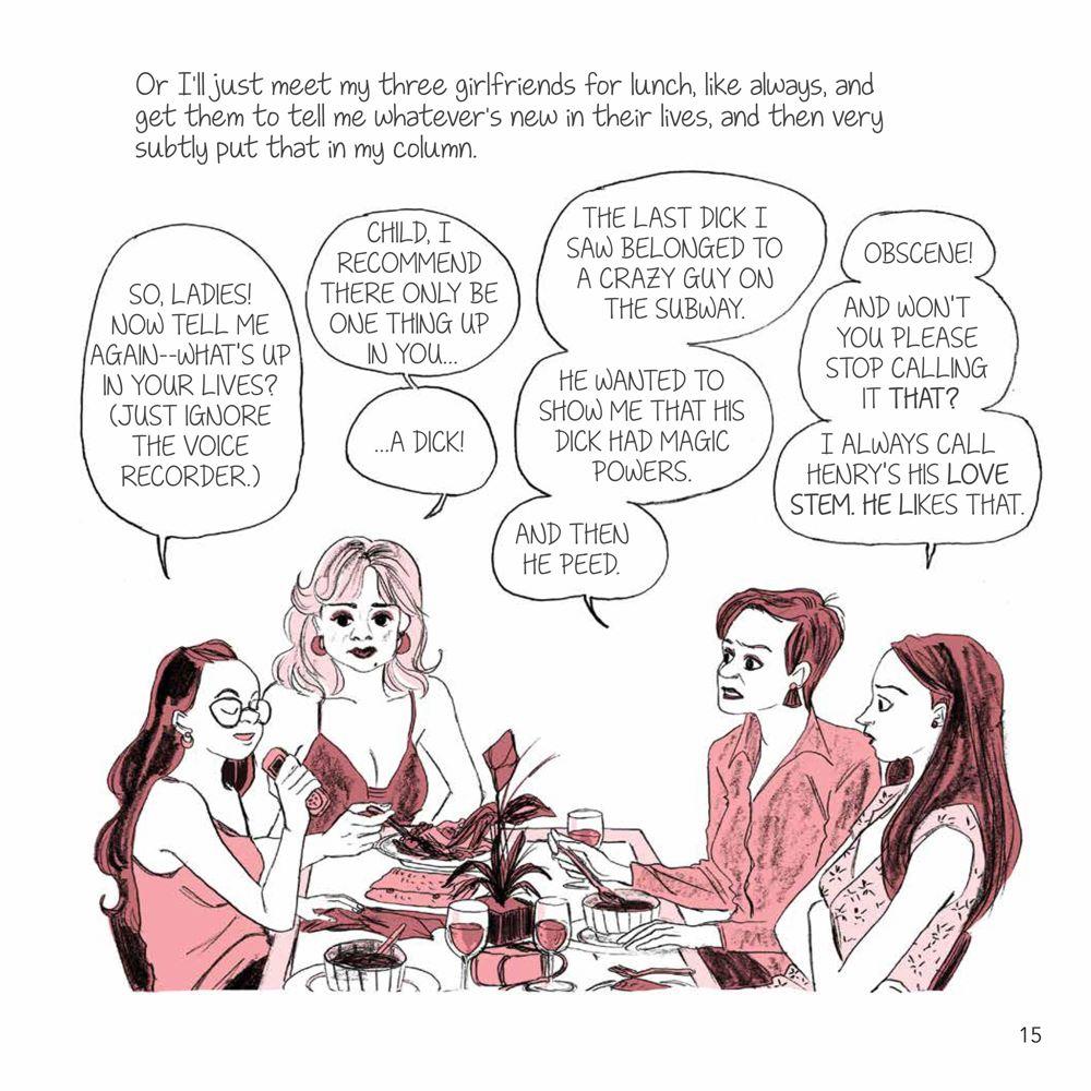 Girlsplaining_HC_PRESS_19 ComicList Previews: GIRLSPLAINING A SORTA MEMOIR HC