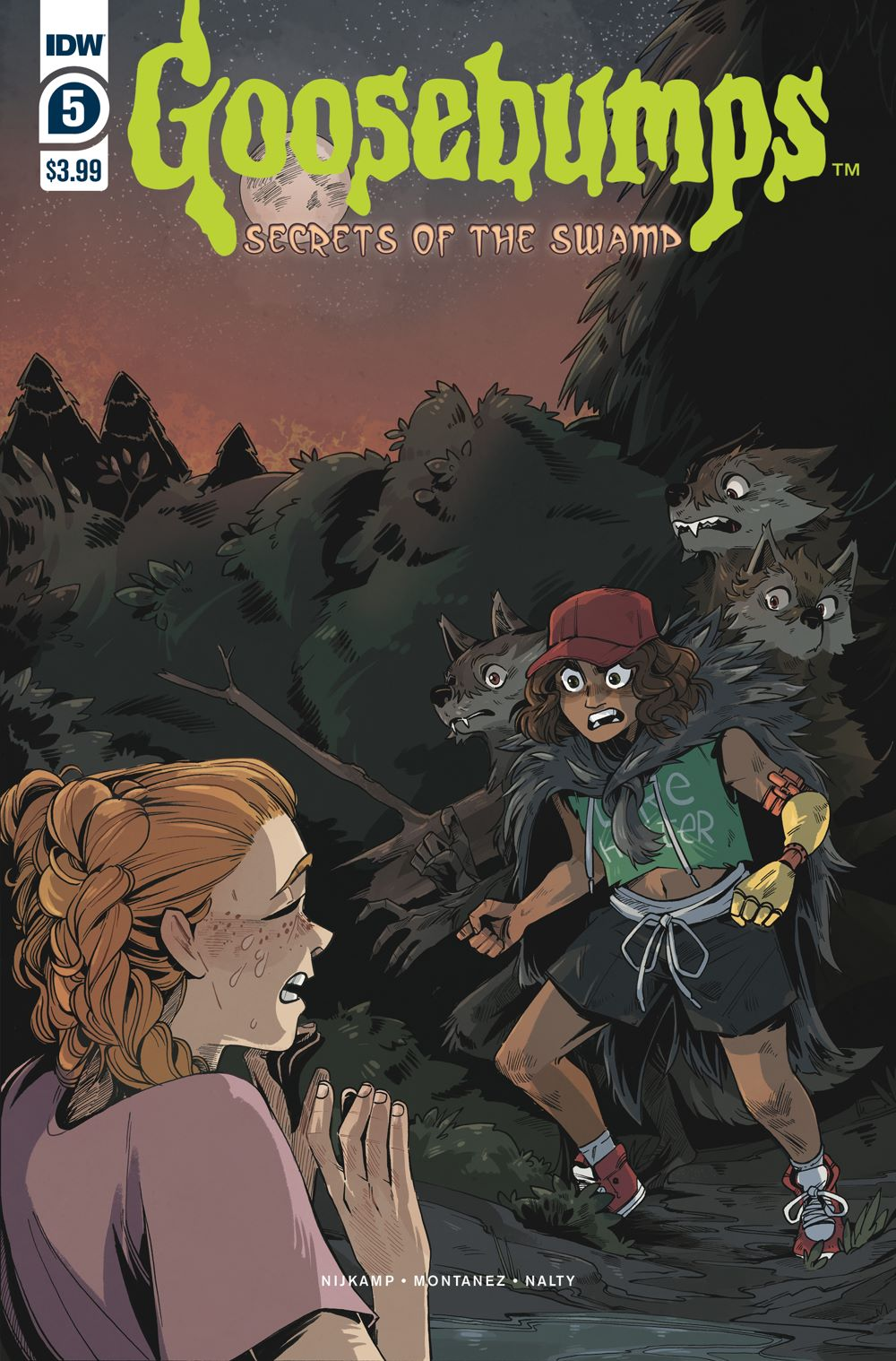 Goosebumps_SOtS_05-Acvr ComicList: IDW Publishing New Releases for 02/10/2021