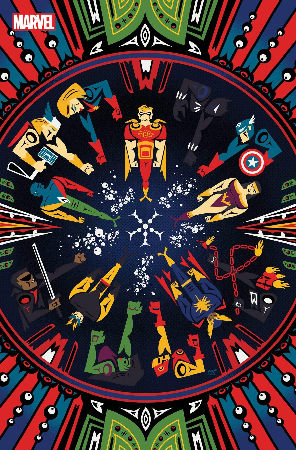 HEROESREBORN2021001_Veregge Marvel Comics May 2021 Solicitations
