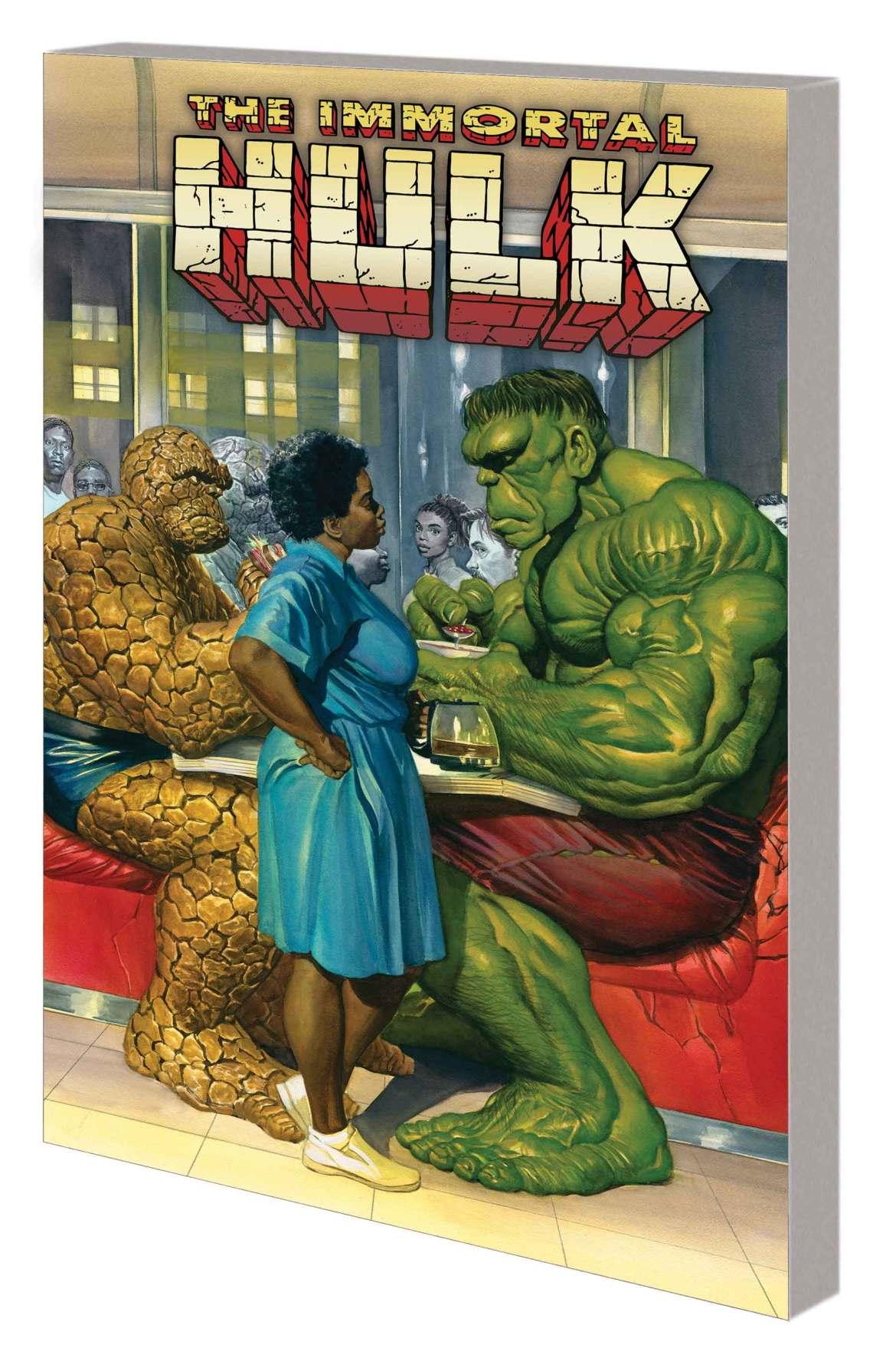 HULK_VOL_9_TPB Marvel Comics May 2021 Solicitations