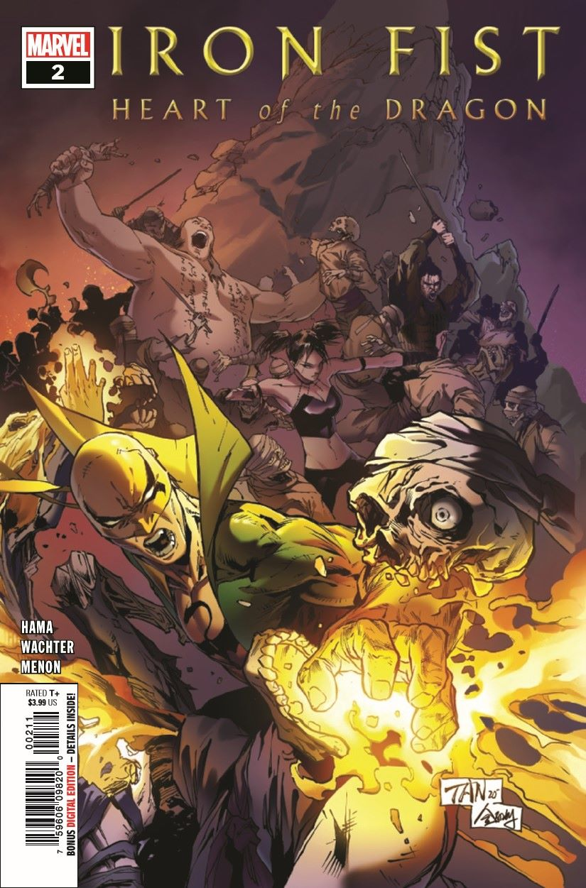 IRONFISTHOD2021002_Preview-1 ComicList Previews: IRON FIST HEART OF THE DRAGON #2 (OF 6)
