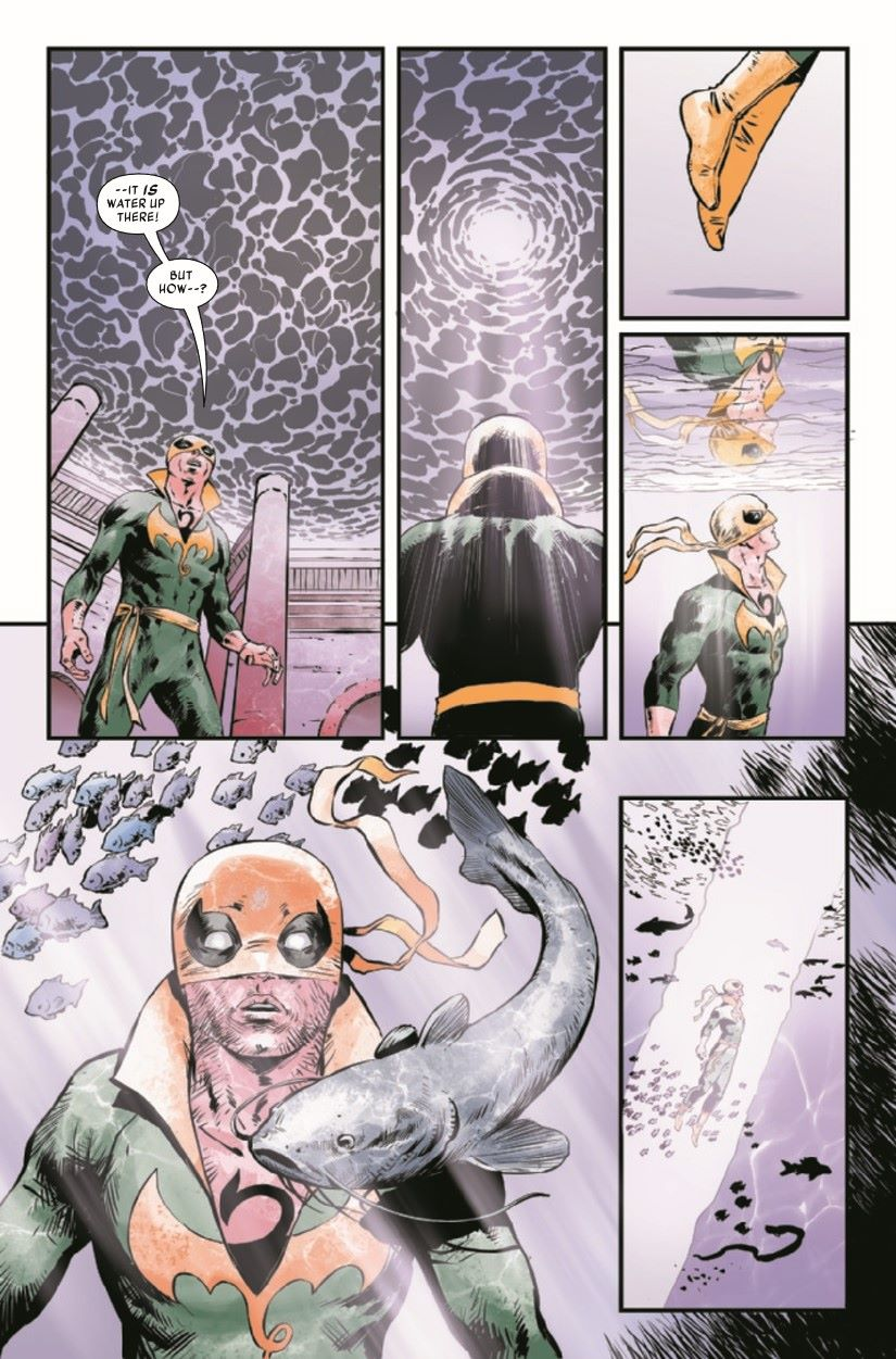 IRONFISTHOD2021002_Preview-4 ComicList Previews: IRON FIST HEART OF THE DRAGON #2 (OF 6)