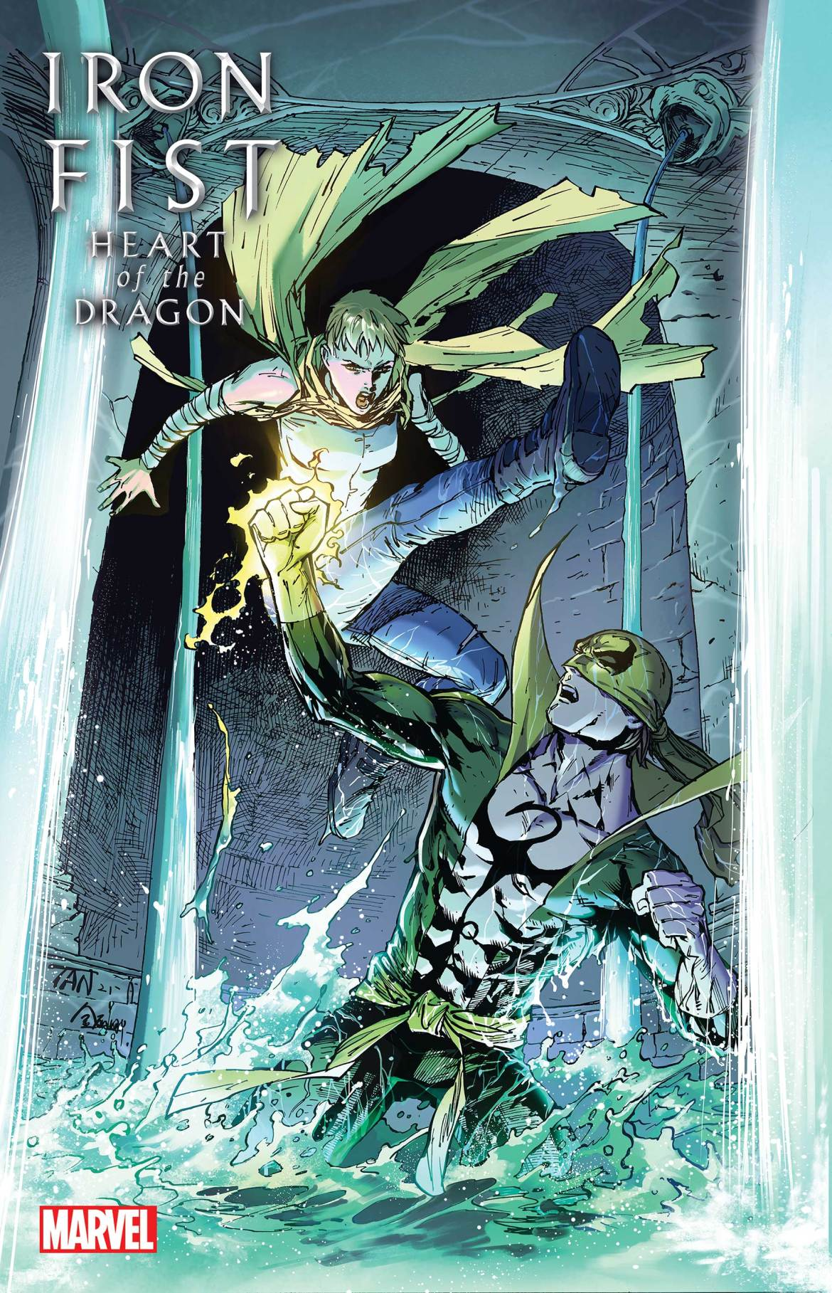 IRONFISTHOD2021005_Cov Marvel Comics May 2021 Solicitations