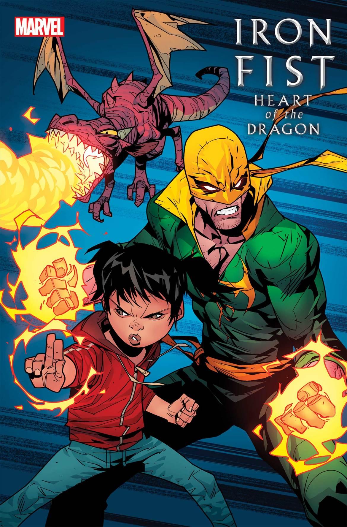 IRONFISTHOD2021005_Var Marvel Comics May 2021 Solicitations