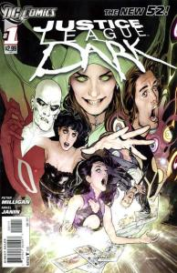 Justice-League-Dark-1-194x300 Hottest Comics Rankings: Bottom Five