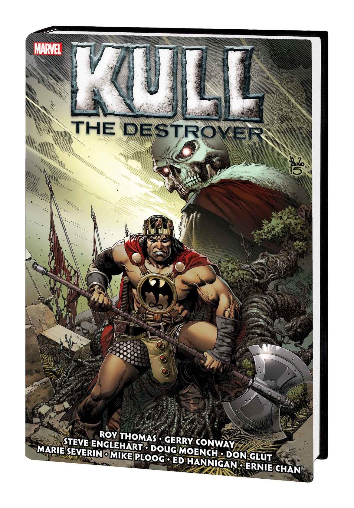 KULLDESTMAROMNI_HC_SIQUEIRA Marvel Comics May 2021 Solicitations