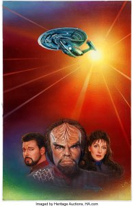 Keith-Birdsong-Star-Trek-The-Next-Generation-196x300 Star Trek Artist Keith Birdsong: Science Fiction Realist