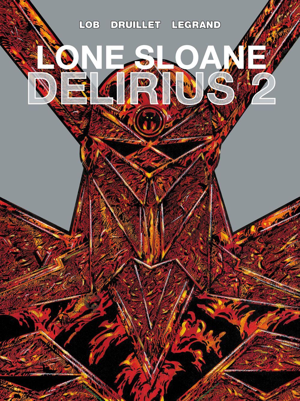LoneSloane_VOL3_Cover Titan Comics May 2021 Solicitations