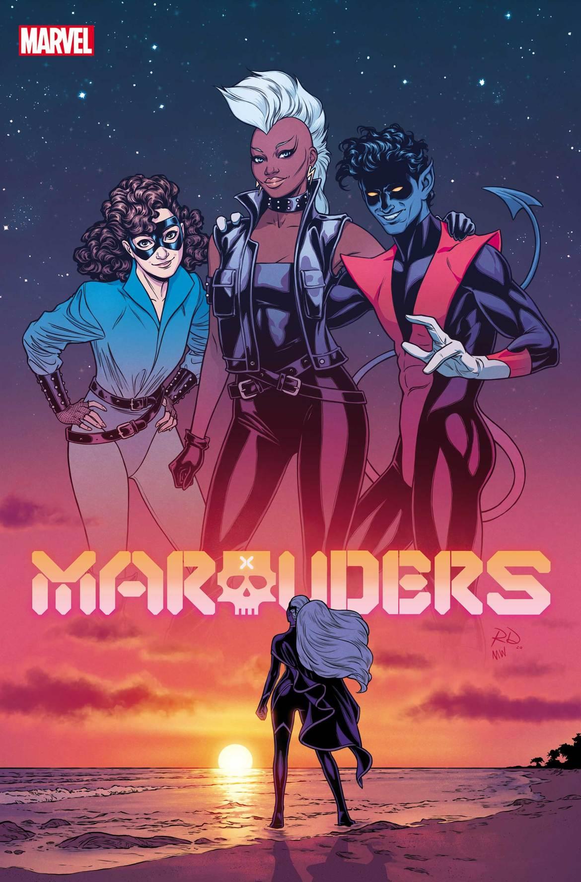 MARAUDERS2019020_cov-1 Marvel Comics May 2021 Solicitations