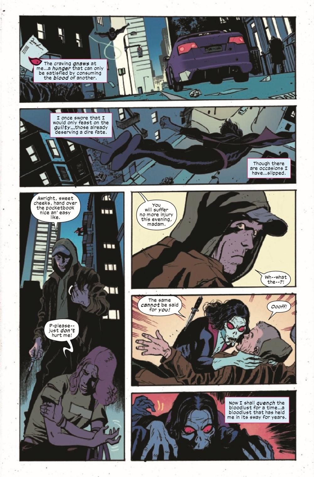 MORBIUSBOB2021001_Preview-3 ComicList Previews: MORBIUS BOND OF BLOOD #1