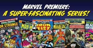 Marvel-Premiere-300x157 Marvel Premiere: A Super-Fascinating Series!