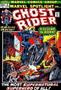 Marvel-Spotlight-005c-204x300 Ghost Rider: Comics Going to the Grave