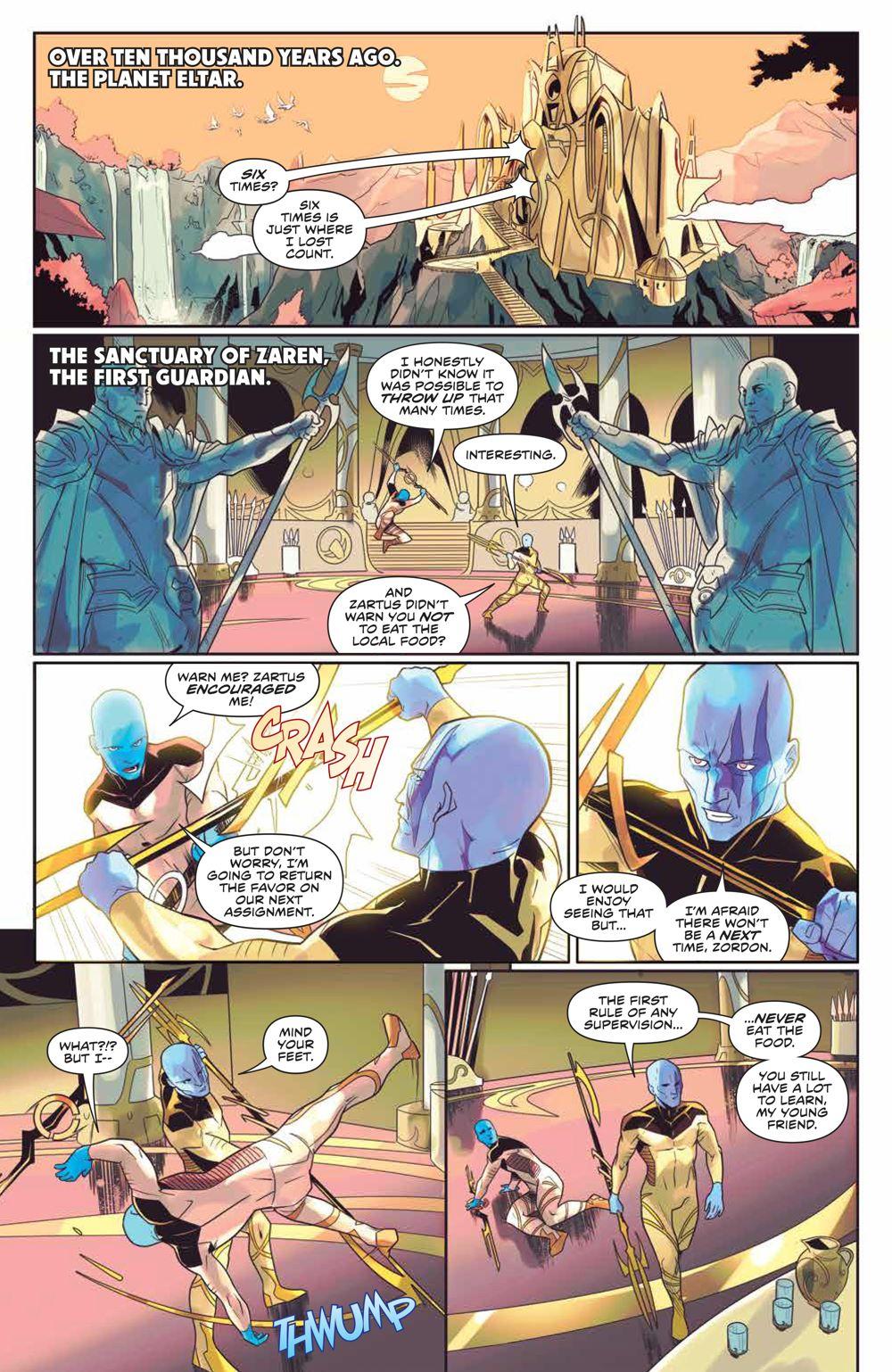 MightyMorphin_004_PRESS_3 ComicList Previews: MIGHTY MORPHIN #4