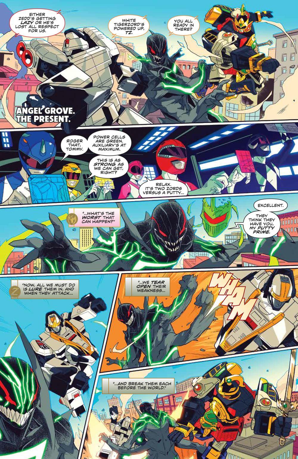 MightyMorphin_004_PRESS_6 ComicList Previews: MIGHTY MORPHIN #4
