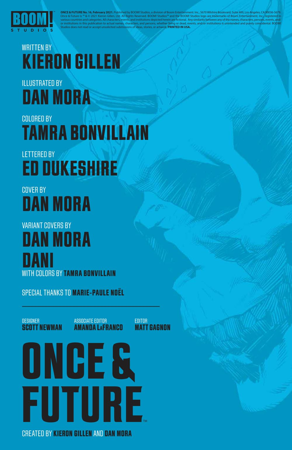 OnceFuture_016_PRESS_2 ComicList Previews: ONCE AND FUTURE #16