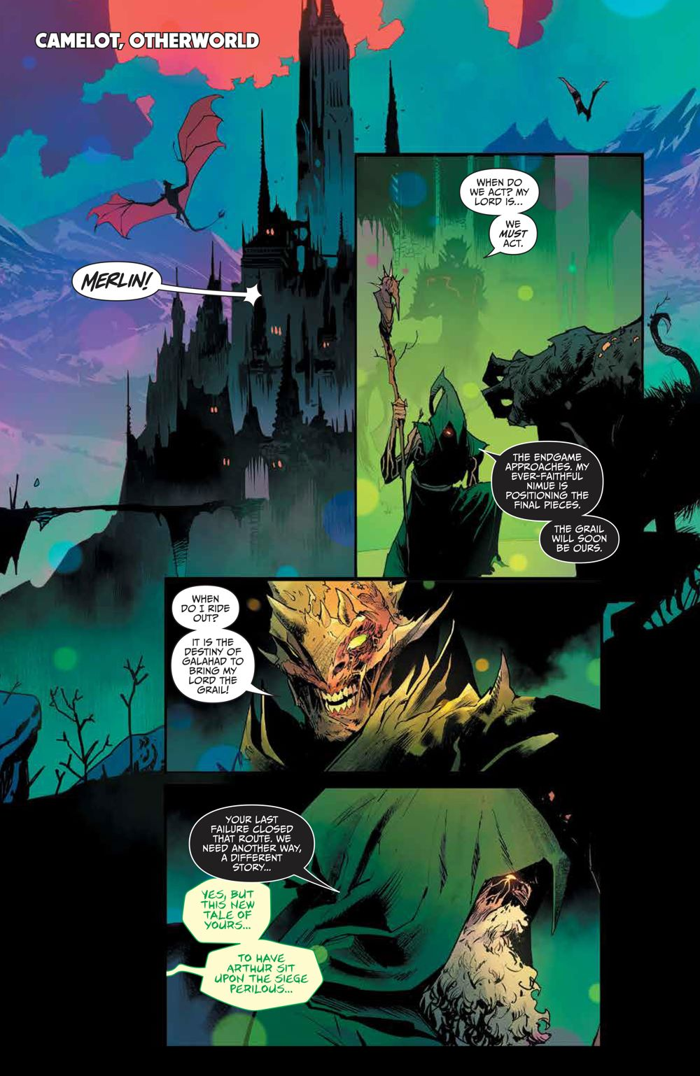 OnceFuture_016_PRESS_3 ComicList Previews: ONCE AND FUTURE #16