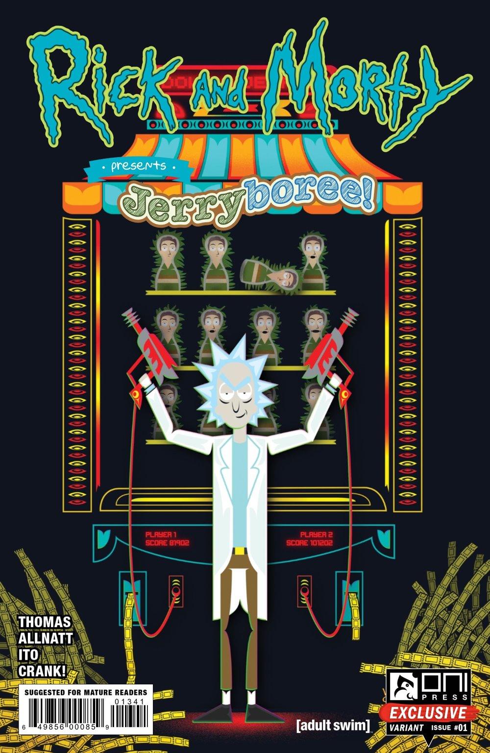 RM-PRES-JERRYBOREE-1-MARKETING-03 ComicList Previews: RICK AND MORTY PRESENTS JERRYBOREE #1