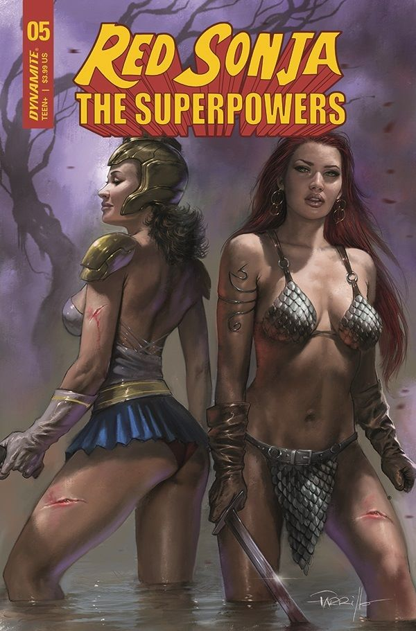 RS-SuperPowers-05-05011-A-PArrillo Dynamite Entertainment May 2021 Solicitations