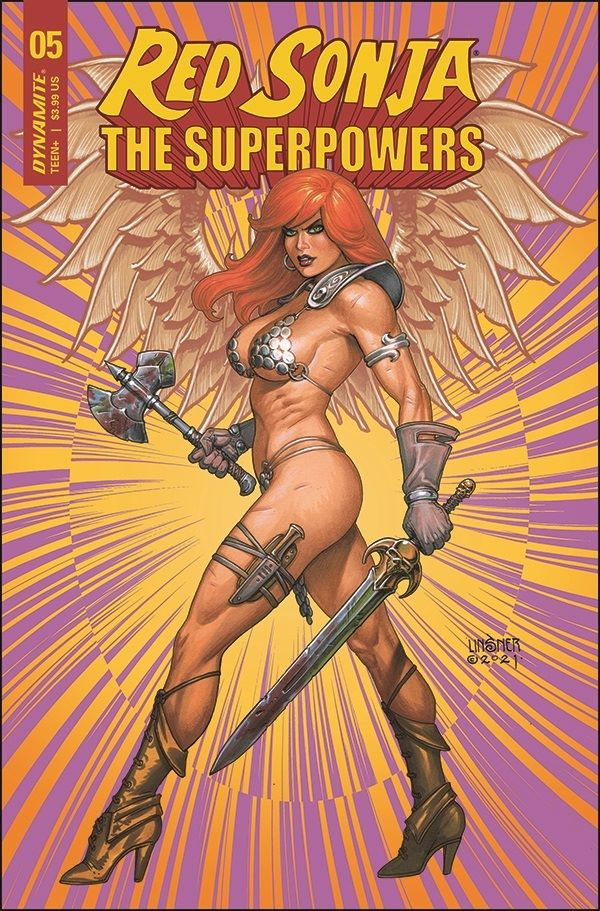 RS-SuperPowers-05-05031-C-Linsner Dynamite Entertainment May 2021 Solicitations