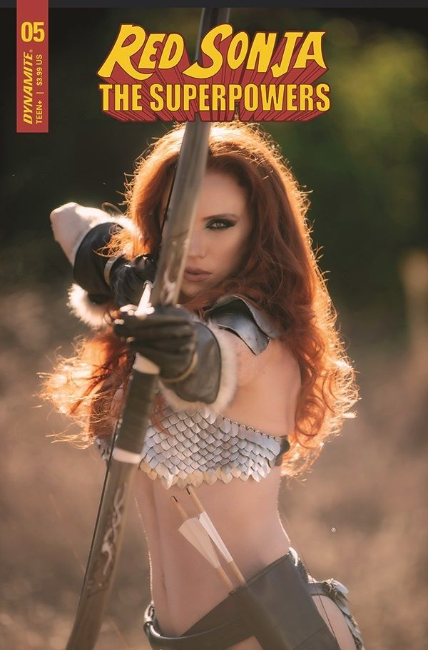 RS-SuperPowers-05-05081-H-Cosplay Dynamite Entertainment May 2021 Solicitations