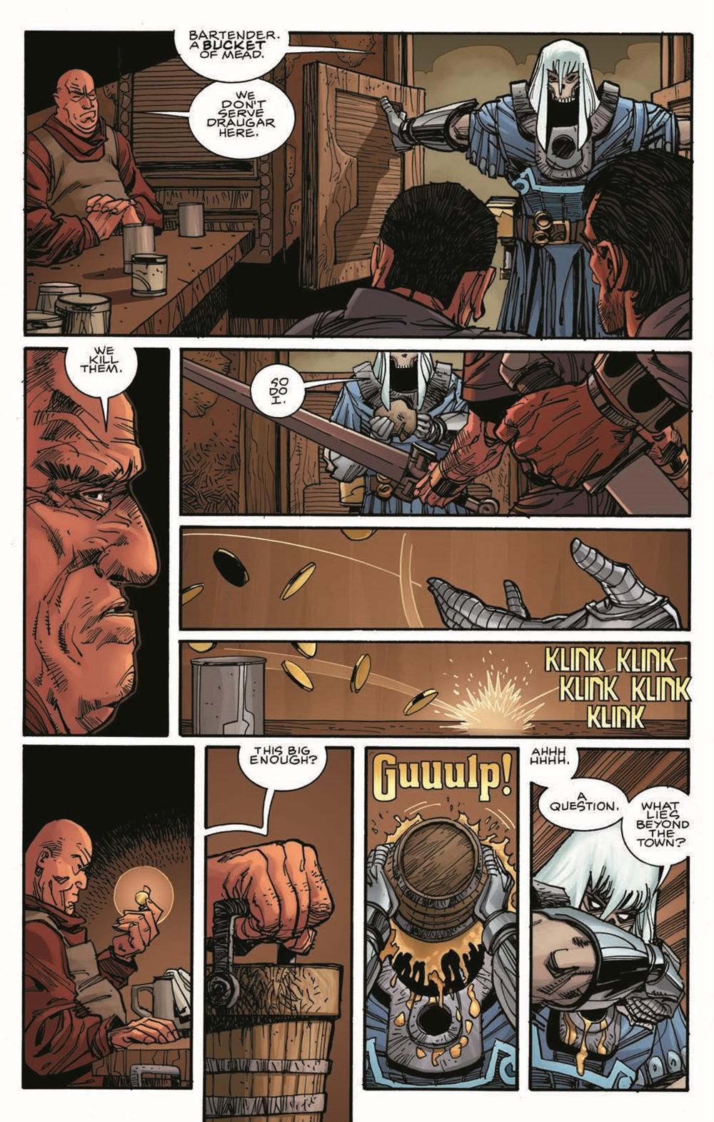 Ragnarok03-HC_pr-7 ComicList Previews: RAGNAROK VOLUME 3 THE BREAKING OF HELHEIM HC