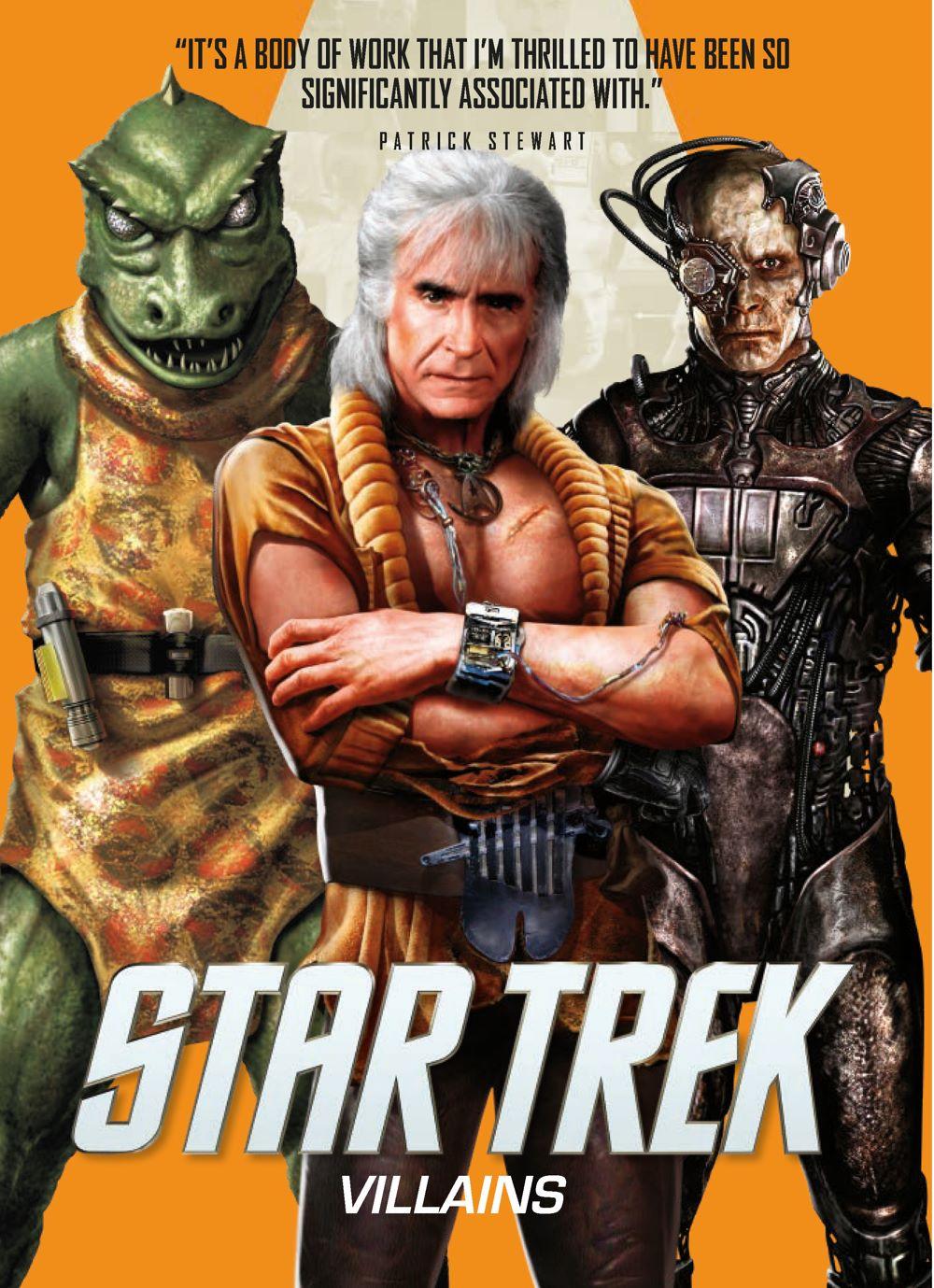 STAR-TREK-VILLAINS Titan Comics May 2021 Solicitations