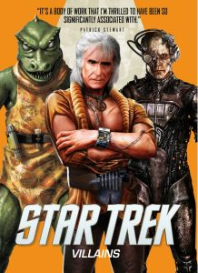 STAR-TREK-VILLAINS-218x300 Titan Comics Extended Forecast for 03/10/2021
