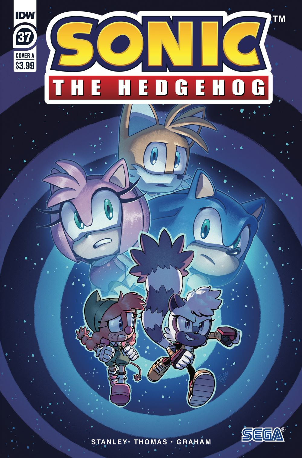 STH37_cvrA ComicList: IDW Publishing New Releases for 02/24/2021