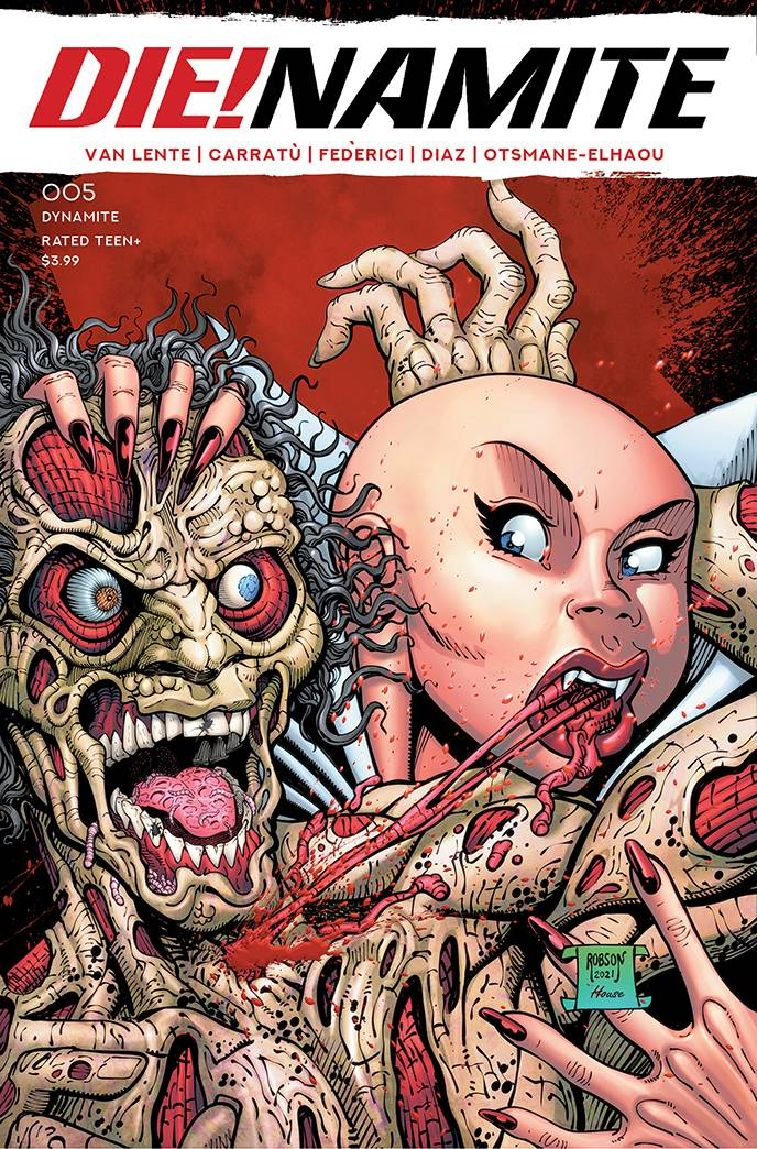 STL177834 ComicList: Dynamite Entertainment New Releases for 02/17/2021