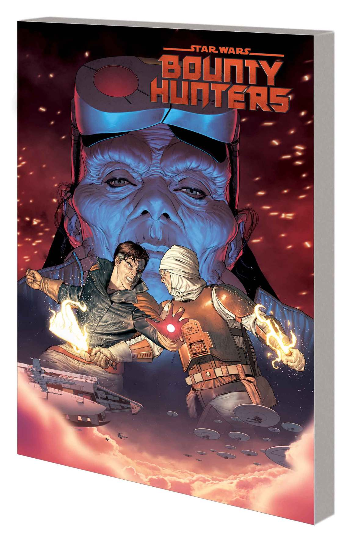 STWBOUNTYHUNT_V2_TPB Marvel Comics May 2021 Solicitations