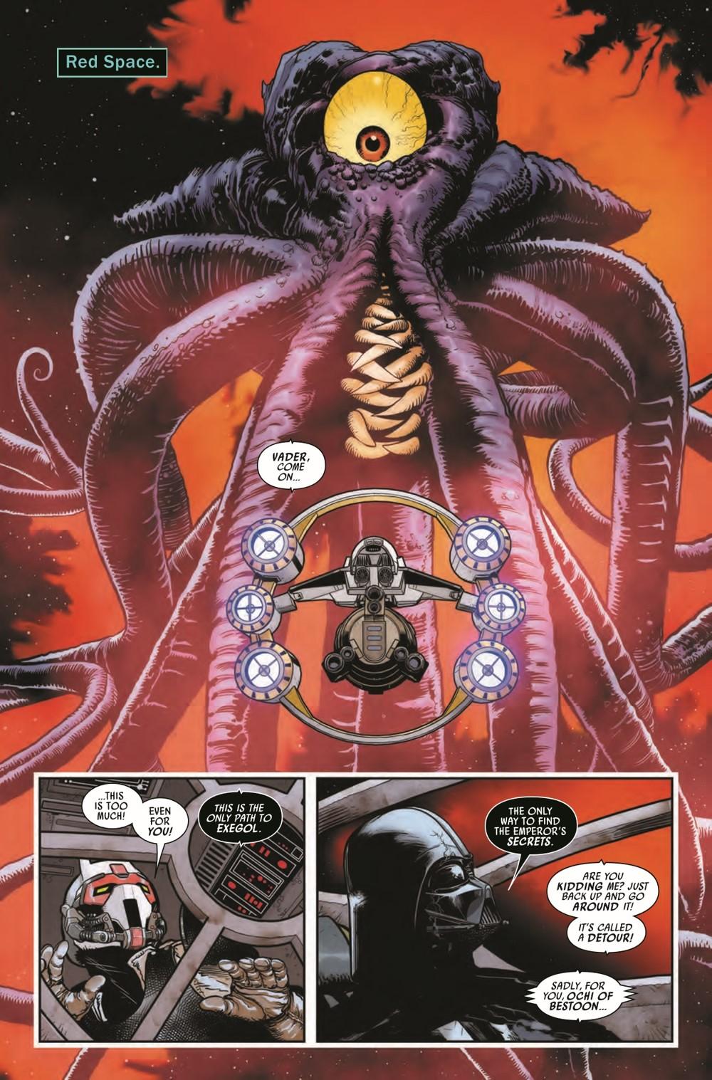 STWVADER2020010_Preview-2 ComicList Previews: STAR WARS DARTH VADER #10