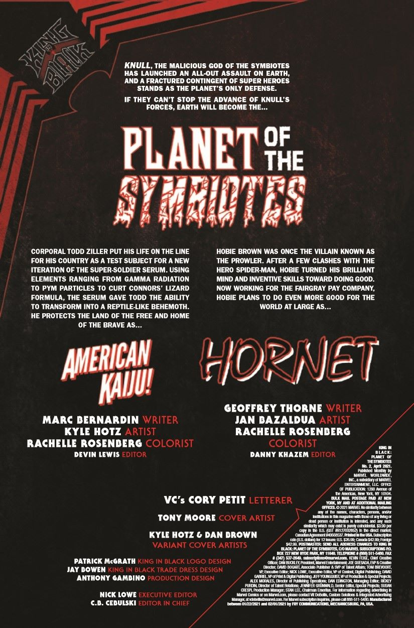 SYMBIOTESKIB2021002_Preview-2 ComicList Previews: KING IN BLACK PLANET OF THE SYMBIOTES #2 (OF 3)